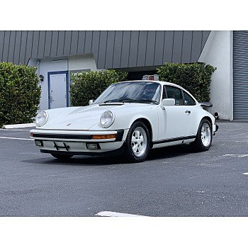 1989 Porsche 911 Carrera Coupe for sale 101253580
