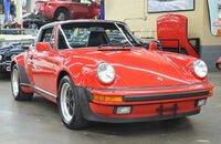 1989 Porsche 911 Turbo Targa for sale 101329114