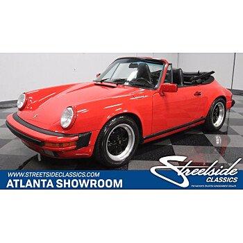 1989 Porsche 911 for sale 101389032