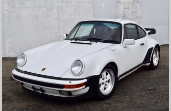 1989 Porsche 911 Turbo Coupe for sale 101399919