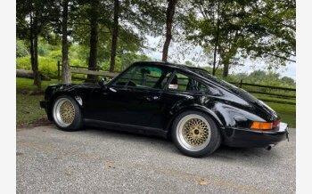 1989 Porsche 911 Carrera Coupe for sale 101597302