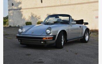 1989 Porsche 911 Carrera Cabriolet for sale 101609948