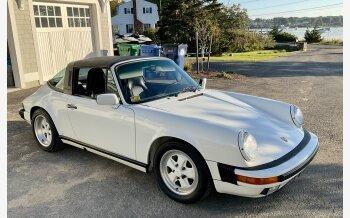 1989 Porsche 911 Targa for sale 101621988