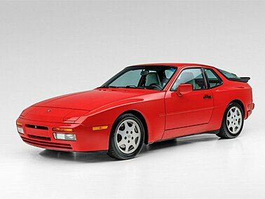 1989 Porsche 944 Turbo Coupe for sale 101328518