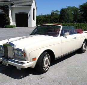 1989 Rolls-Royce Corniche II for sale 100984223