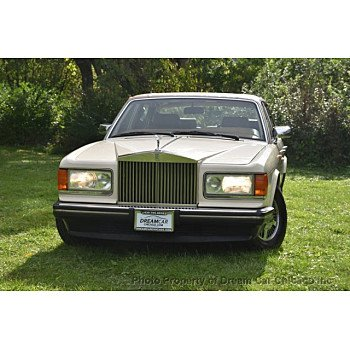 1989 Rolls-Royce Silver Spur II for sale 101299624