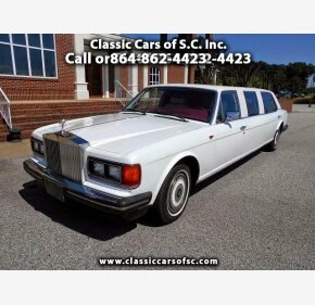 1989 Rolls-Royce Silver Spur for sale 101309242
