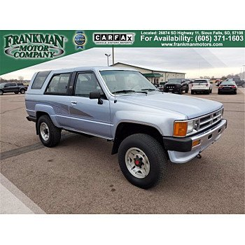 1989 Toyota 4Runner for sale 101461740