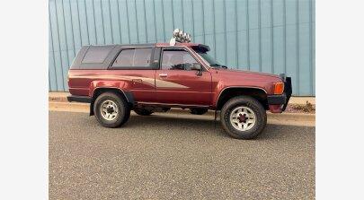1989 Toyota 4Runner 4WD SR5 for sale 101487127