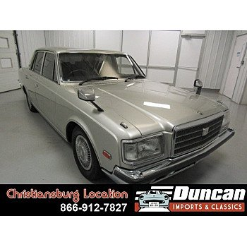 1989 Toyota Century for sale 101012937