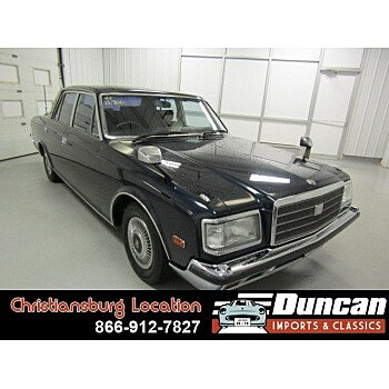 1989 Toyota Century for sale 101012938