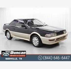 1989 Toyota Corolla for sale 101433827