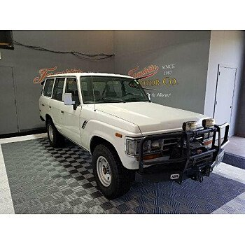 1989 Toyota Land Cruiser for sale 101091275
