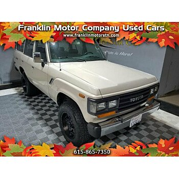 1989 Toyota Land Cruiser for sale 101217597