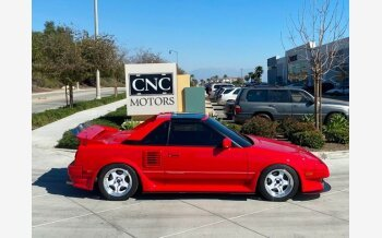 1989 Toyota MR2 for sale 101500725
