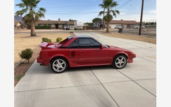 1989 Toyota MR2 Supercharged for sale 101562311