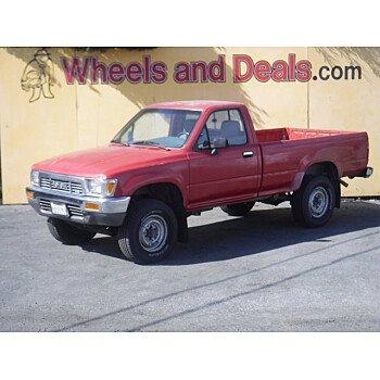 1989 Toyota Pickup 4x4 Regular Cab Deluxe V6 for sale 101400839