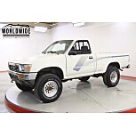 1989 Toyota Pickup 4x4 Regular Cab Deluxe V6 for sale 101469879