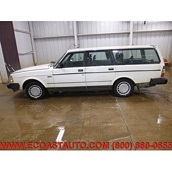 1989 Volvo 240 Wagon for sale 101277581