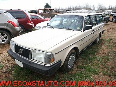 1989 Volvo 240 Wagon for sale 101326478