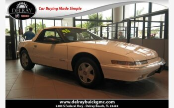 1990 Buick Reatta Convertible for sale 101114670