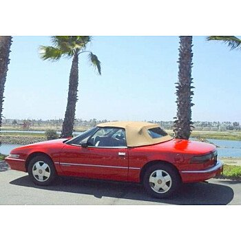 1990 Buick Reatta Convertible for sale 101115219