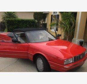 1990 Cadillac Allante for sale 101038981