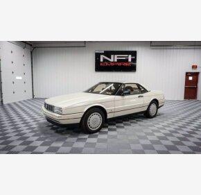1990 Cadillac Allante for sale 101427004