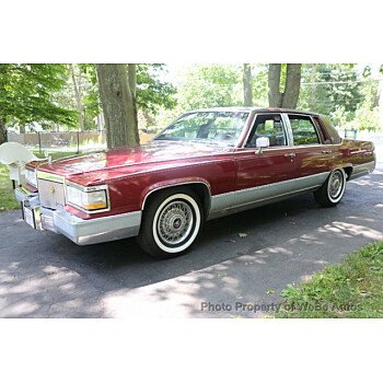 1990 Cadillac Brougham for sale 101012580