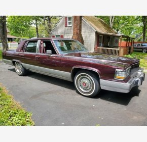 1990 Cadillac Brougham for sale 101330369