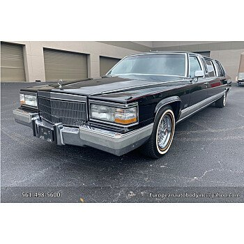 1990 Cadillac Brougham for sale 101526298