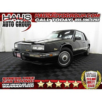 1990 Cadillac Eldorado Coupe for sale 101182497