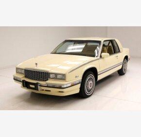 1990 Cadillac Eldorado Coupe for sale 101214321