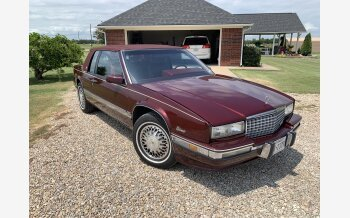 1990 Cadillac Eldorado Coupe for sale 101346139