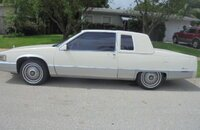 1990 Cadillac Fleetwood Coupe for sale 101336032