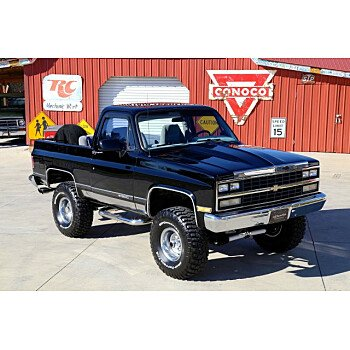 1990 Chevrolet Blazer 4WD for sale 101078965