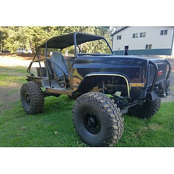 1990 Chevrolet Blazer for sale 101082646
