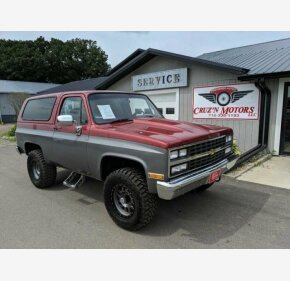 1990 Chevrolet Blazer 4WD for sale 101178220