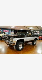 1990 Chevrolet Blazer 4WD for sale 101206304