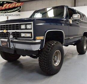 1990 Chevrolet Blazer for sale 101216884
