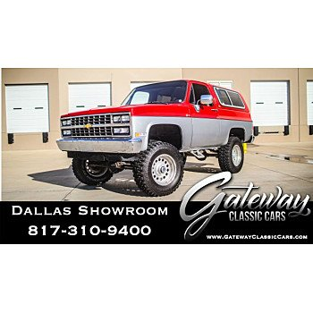 1990 Chevrolet Blazer 4WD for sale 101253676