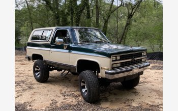 1990 Chevrolet Blazer 4WD 2-Door for sale 101306051