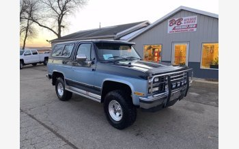 1990 Chevrolet Blazer for sale 101407612