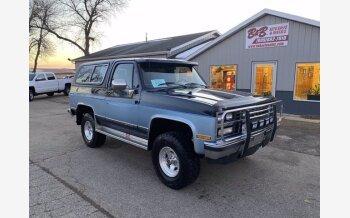 1990 Chevrolet Blazer for sale 101407612