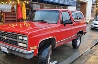1990 Chevrolet Blazer 4WD for sale 101429777