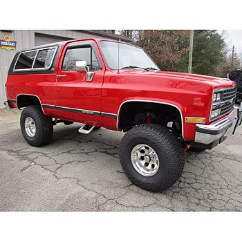1990 Chevrolet Blazer for sale 101437361