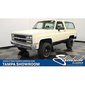1990 Chevrolet Blazer for sale 101451283