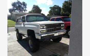 1990 Chevrolet Blazer for sale 101508309