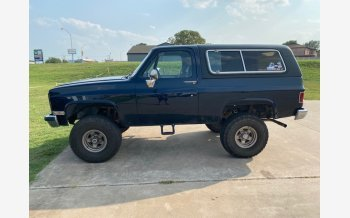 1990 Chevrolet Blazer 4WD for sale 101573108