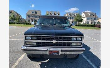 1990 Chevrolet Blazer 4WD for sale 101612910